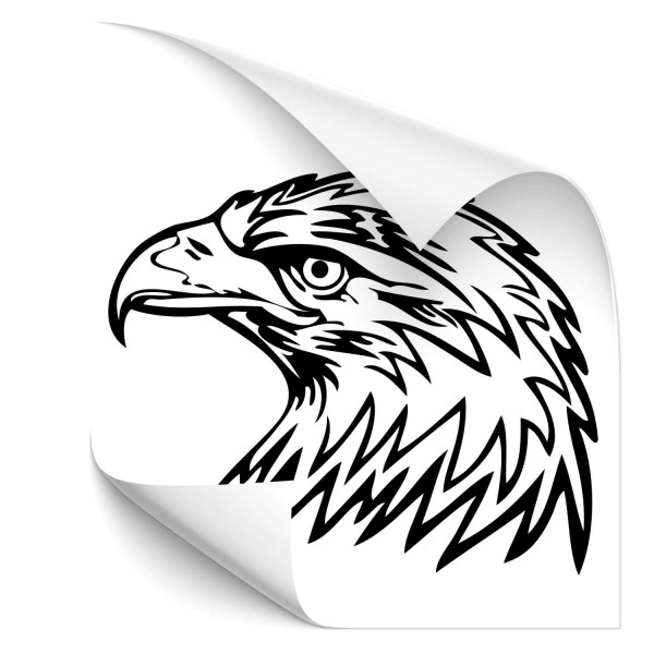 Eagle Motorhauben Aufkleber - Adler & weitere Vögel