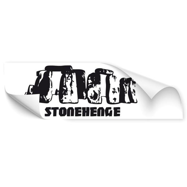 Stonehenge Fahrzeug Aufkleber - Kategorie Shop