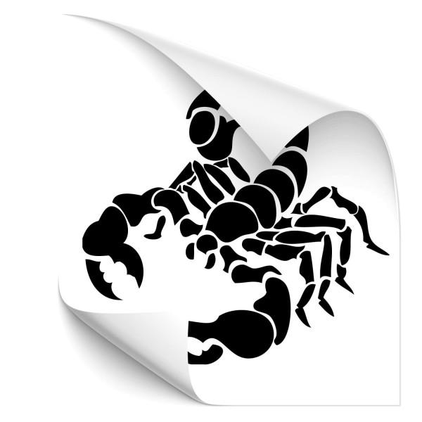 Skorpion Auto Tattoo - Kategorie Shop