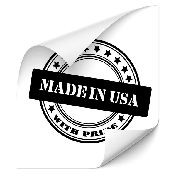 Made in USA Autosticker - Kategorie Shop
