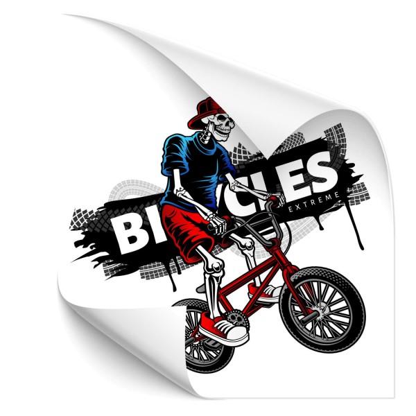 Skelett Biker - sport