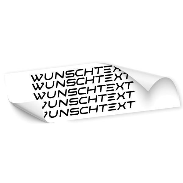 Wunschtext Auto Felge - Kategorie Shop