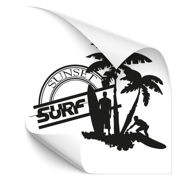 Surf - Sunset Autotattoo - Kategorie Shop