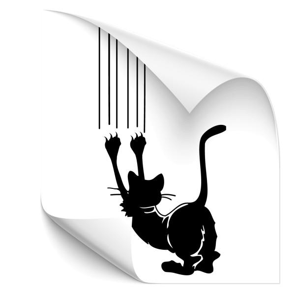 Kratze Katze Car Tattoo - katzen & Co