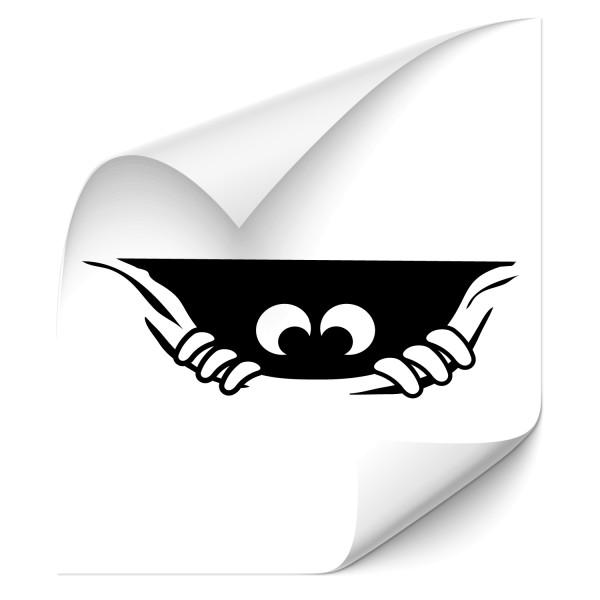 Monster Auto Folienaufkleber - Kategorie Shop
