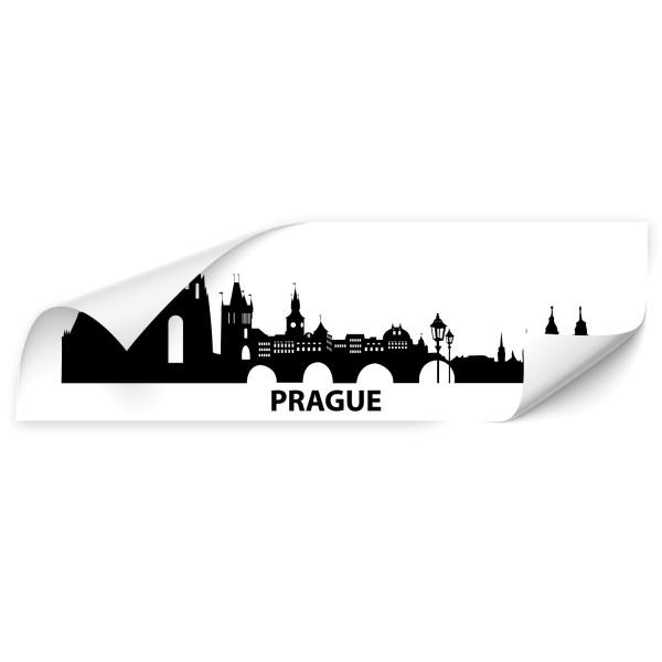 Prag Sillhouetten Auto Tattoo - Kategorie Shop
