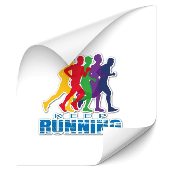Keep Running - sport