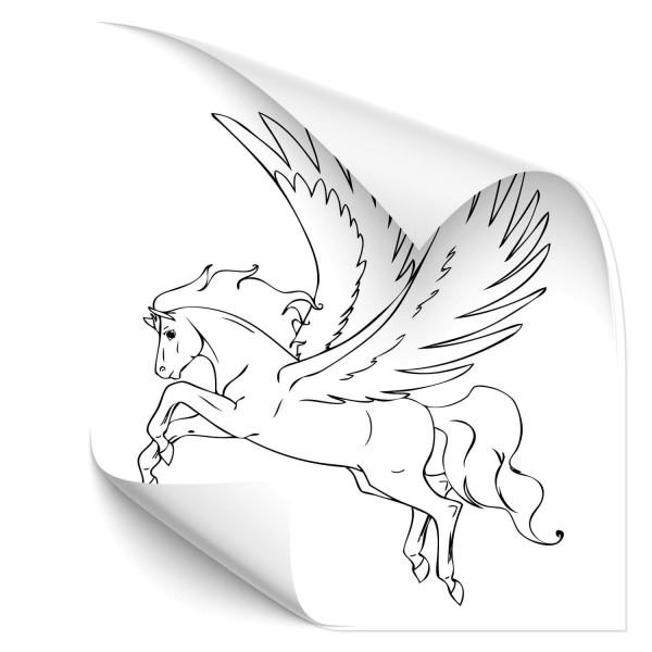 Pegasus Auto Tattoo - pferde & co