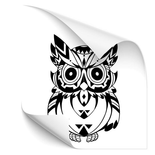 Eulen Kfz Aufkleber - Adler & weitere Vögel