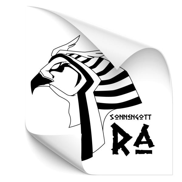 Sonnengott Ra Kfz Aufkleber - wandtattoo
