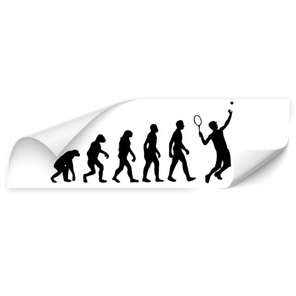 Evolution Kfz Tuning Sticker - Sport