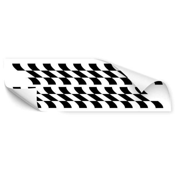 Racing Stripes Fahrzeug Sticker - Kategorie Shop