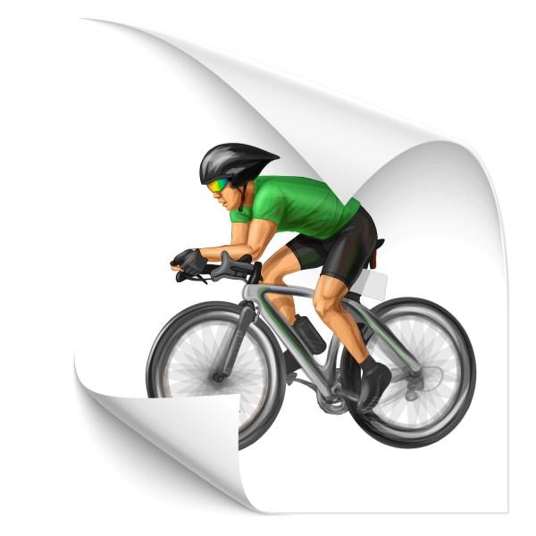 Rennradfahrer - sport