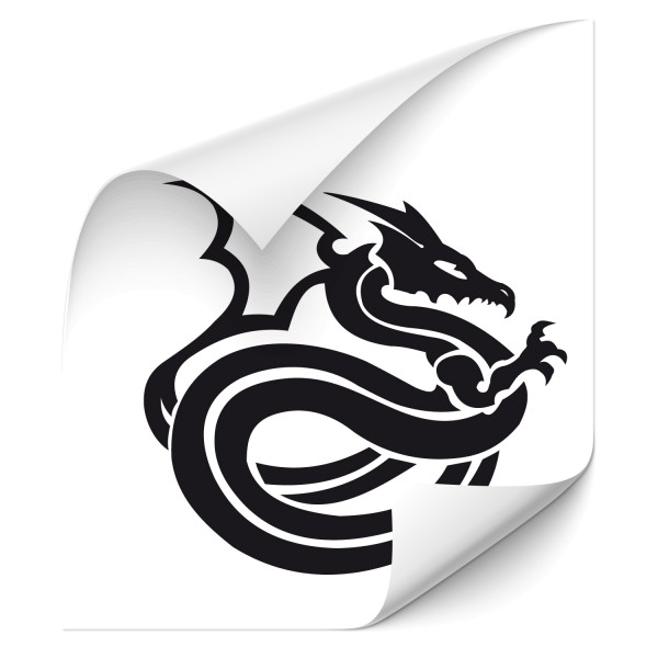 Dragon Cartattoo - Kategorie Shop