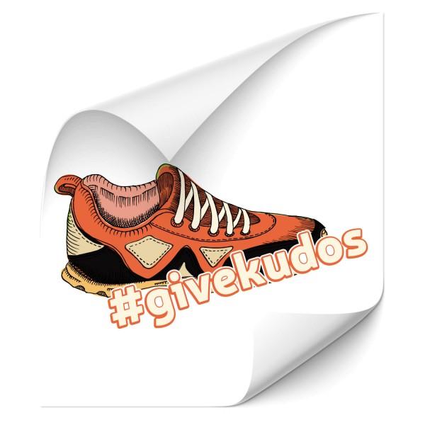 #givekudos - sport
