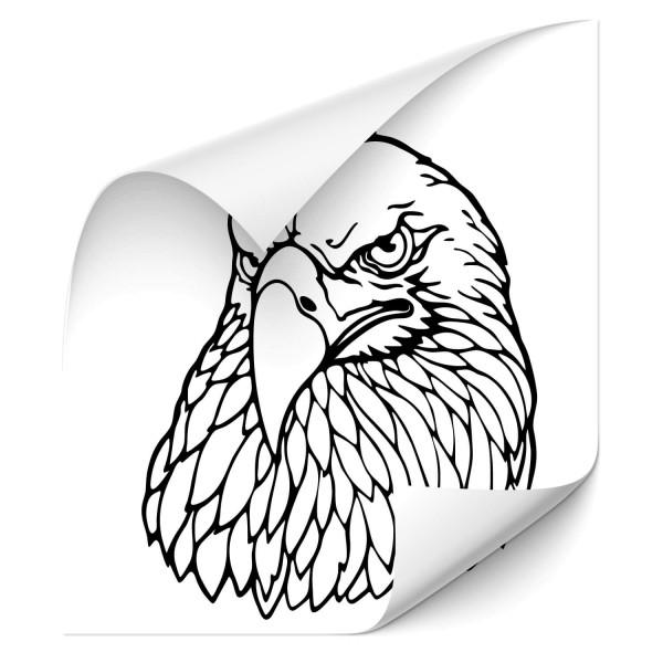 Weißkopfseeadler Outdoor Car Tattoo - Adler & weitere Vögel