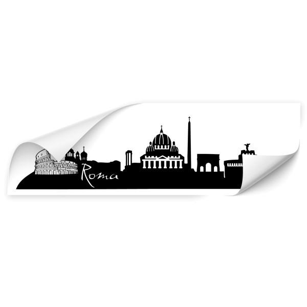 Rom Metropolen Skyline Autotattoo - Kategorie Shop