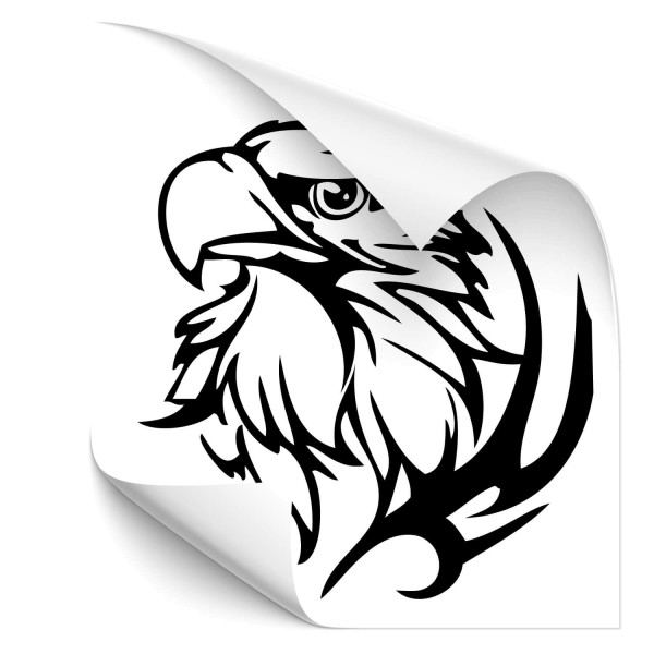 Adler Tribal Auto-Aufkleber - Kategorie Shop