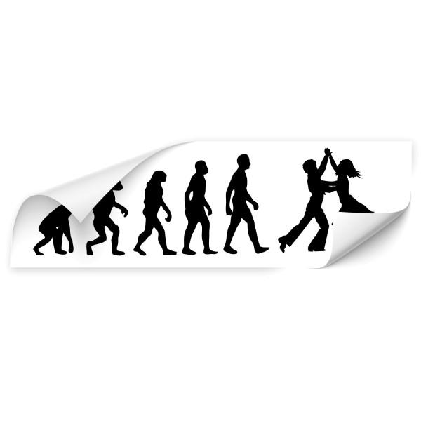 Evolution Kfz Foliensticker - Sport