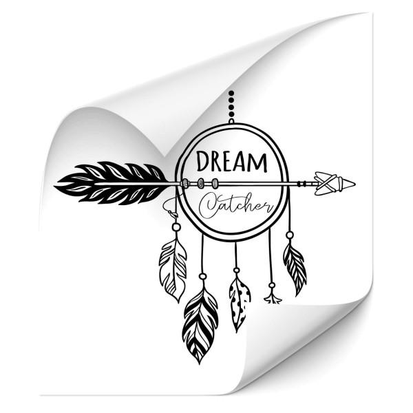 Dreamcatcher Autosticker - Gegenstand