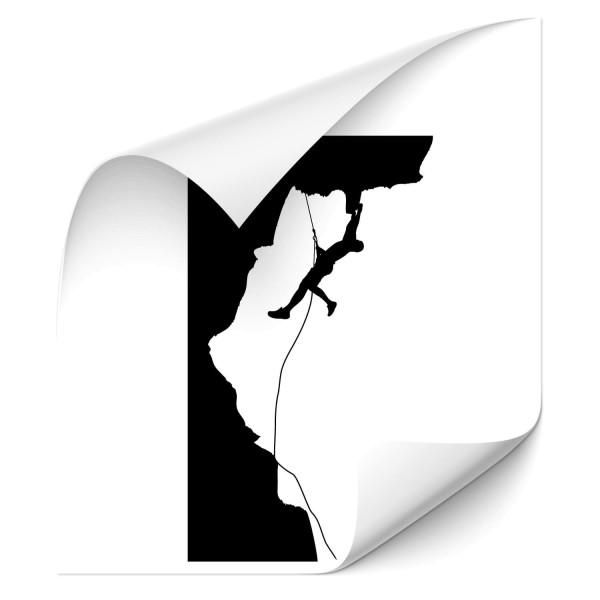 Free Climber - wandtattoo