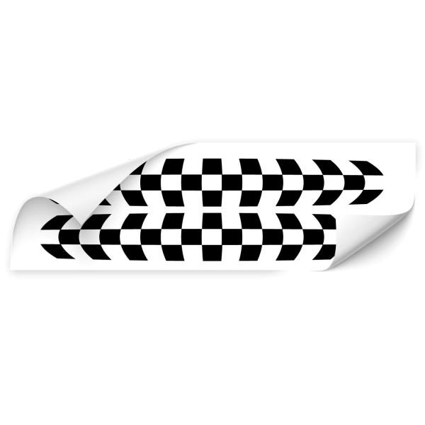 Racing Stripes Vehikelaufkleber - Kategorie Shop