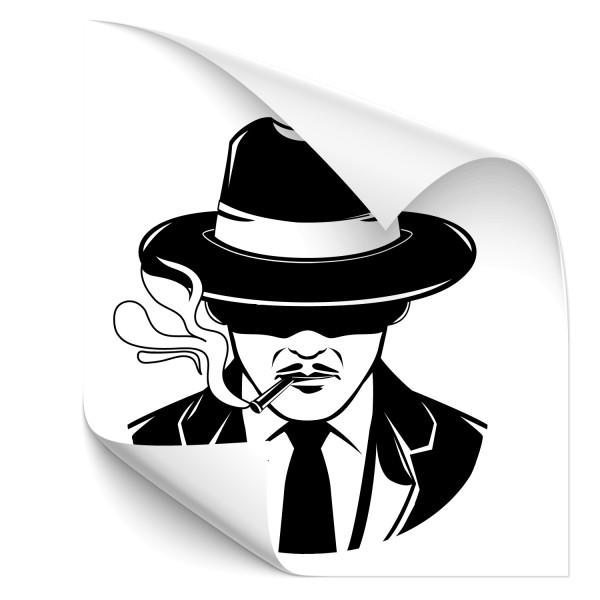 Mafiosi Fahrzeug Aufkleber - Kategorie Shop