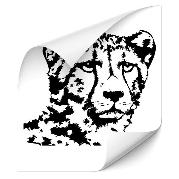 Gepard Autotattoo - katzen & Co