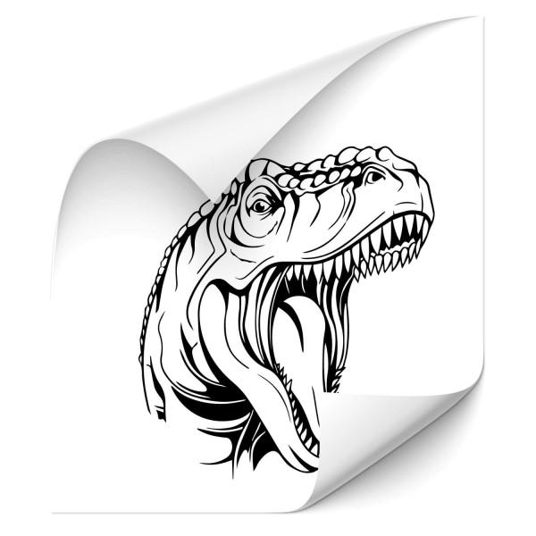 T-Rex Fahrzeug Sticker - Kategorie Shop