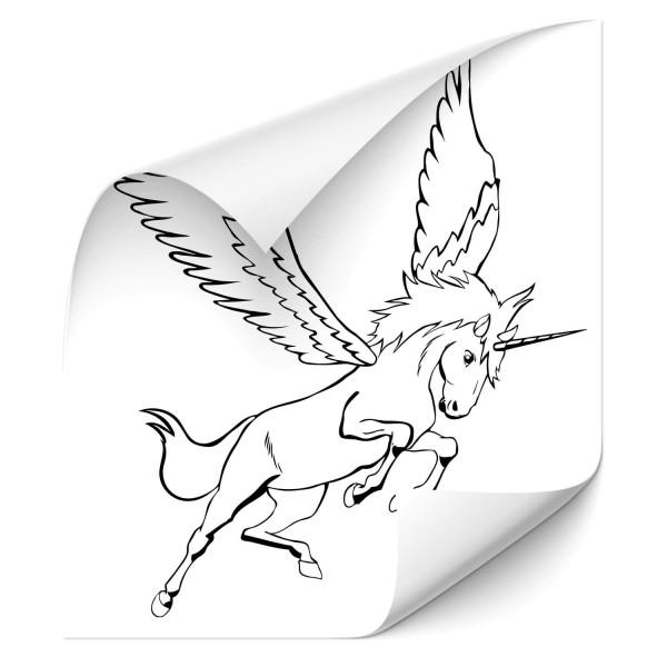 Pegasus Autotattoo - wandtattoo