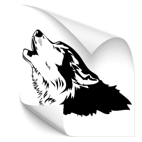 Wolf Auto Tattoo - wolf