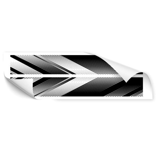 Racing Stripes Kfz Aufkleber - Kategorie Shop