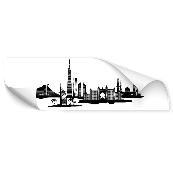 Dubai Stadt Kfz Aufkleber - Kategorie Shop