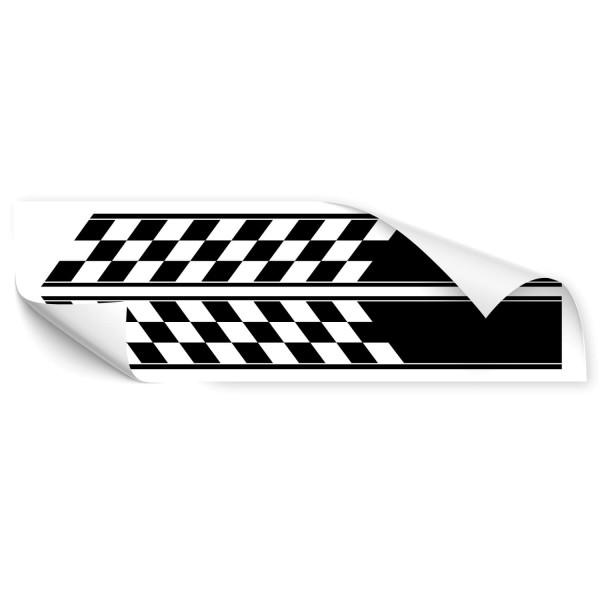 Racing Stripes Autotattoo - Kategorie Shop