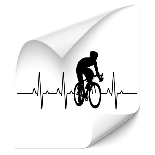 Rennrad EKG - diverse Sportarten