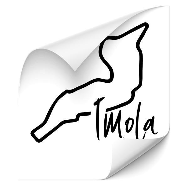 Rennstrecke - Imola Autotattoo - Kategorie Shop