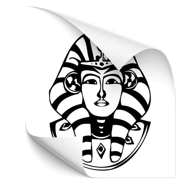 Pharao Skyline Autoaufkleber - Kategorie Shop