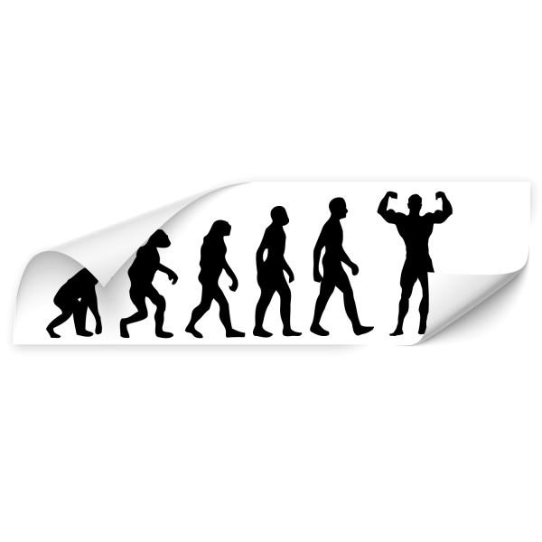 Evolution Car Art Tattoo - Sport