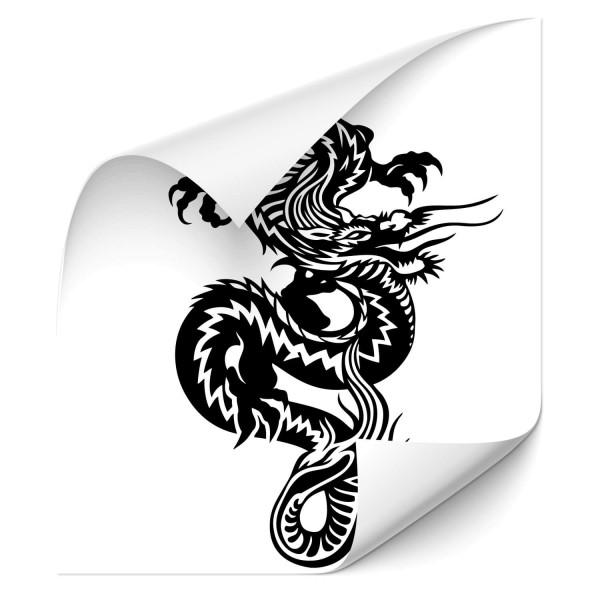 Dragon Autoaufkleber - märchen & Fabelwesen