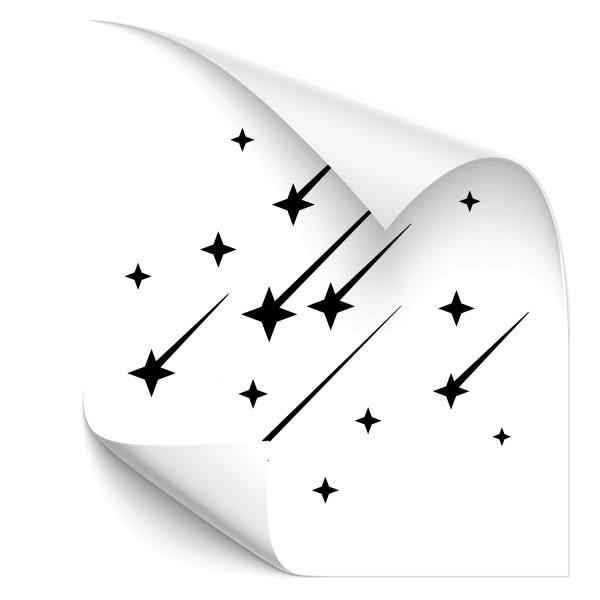 Sternenschauer Kfz Sticker - Kategorie Shop