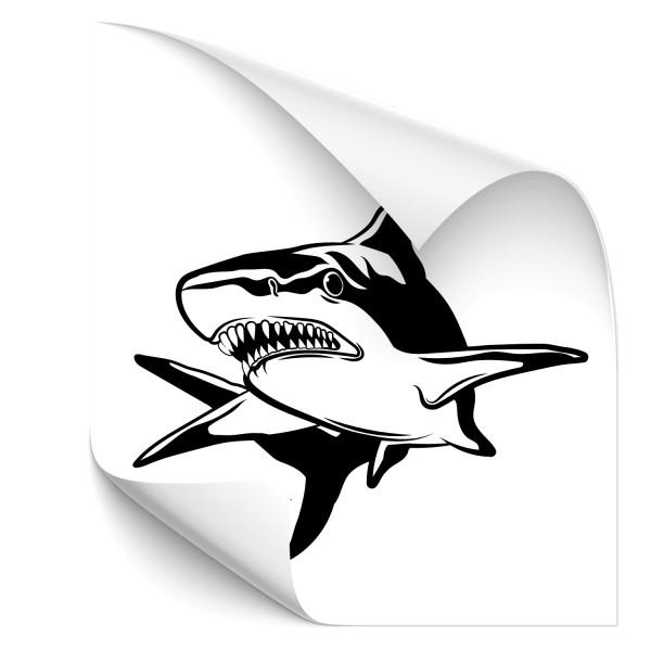 Shark Outdoor Fahrzeug Sticker - Kategorie Shop