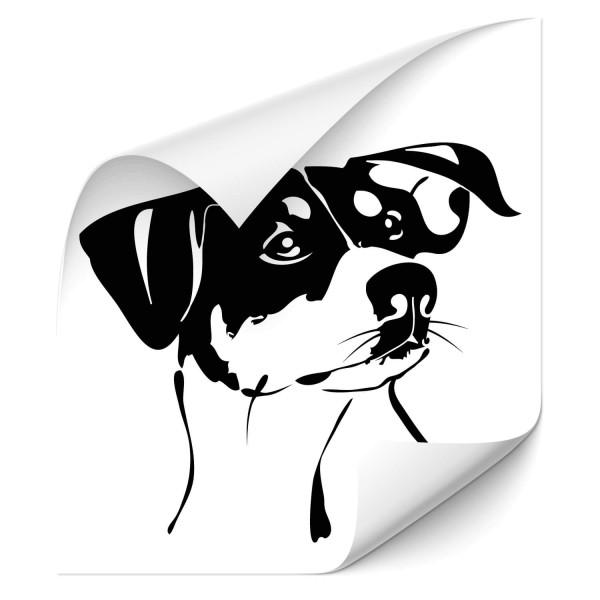 Jack Russell Hunde Aufkleber - Hunde