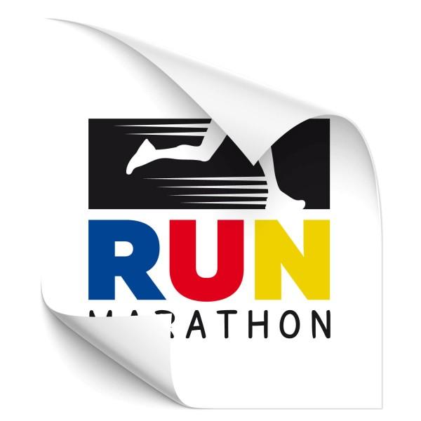 Run Marathon - sport