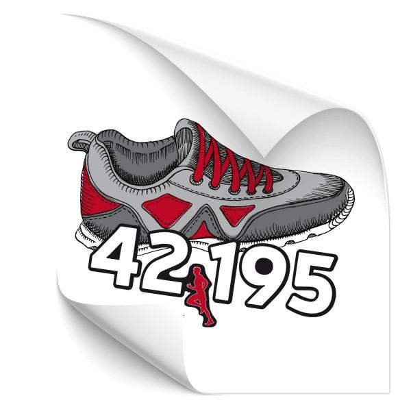 Laufschuh Marathon - sport